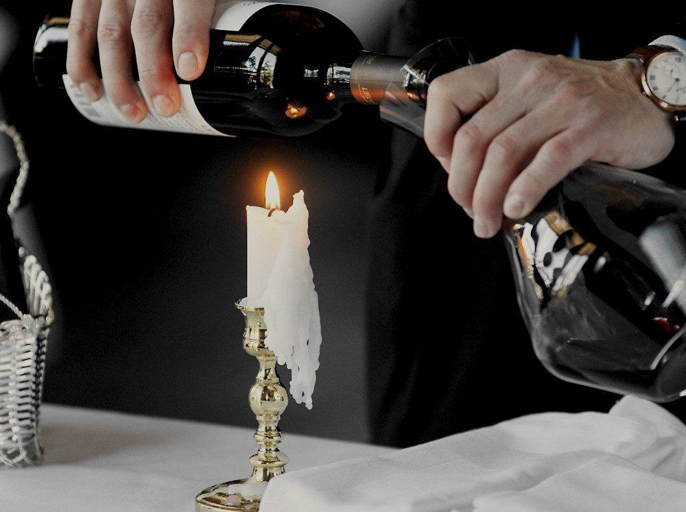 Dekantiranje vina